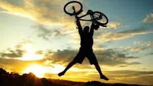bikerjumping